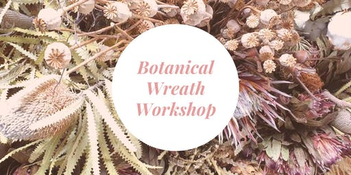 Sustainable Botanical Wreath Workshop