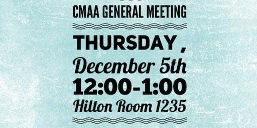 CMAA 4th General Meeting