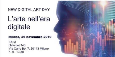 New Digital Art Day biglietti