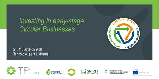 Investing in early-stage circular businesses