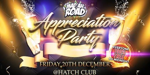 The Appreciation Party
