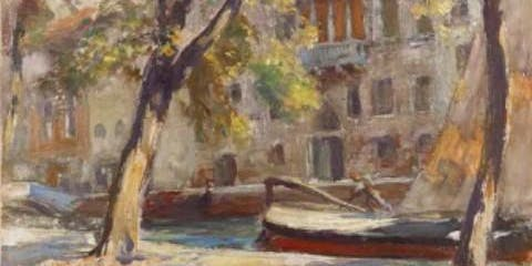 People, Places and Piazzas: The Life and Art of Charles H. Mackie