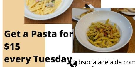 $15* Pasta Day tickets