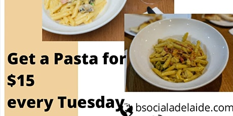 $15* Pasta Day tickets