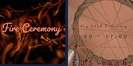 Shamanic Fire Ceremony with Feather of the Wind tickets