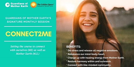 CONNECT2ME - Free Outdoor Meditation tickets