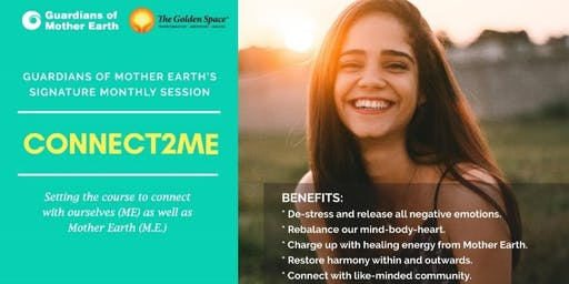 CONNECT2ME - Free Outdoor Meditation