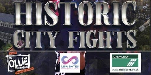 Historic City Fights - Boxing Showcase at Club Batchwood