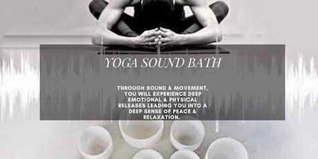 2 Hour Yoga, Meditation & Sound Healing Point Cook (Dec 2019) tickets