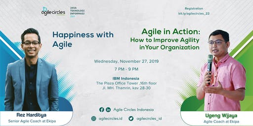Agile in Action : How to help agility to your organization