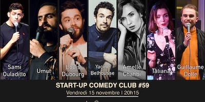 Start-up Comedy Club #59 (Le meilleur de l'humour)