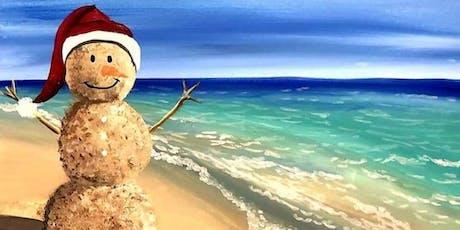 Paint Create Art - The Australian Snowman (part proceeds to AYLA Inc) tickets