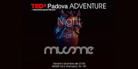 TEDxPadova Adventure Christmas Edition biglietti
