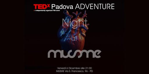 TEDxPadova Adventure Christmas Edition