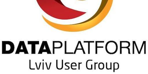 Зустріч групи Lviv Data Platform UG (November 2019)
