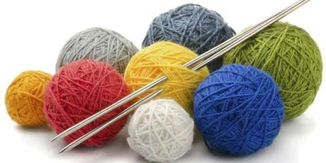 Knit and Chatter at Walthamstow Library  tickets