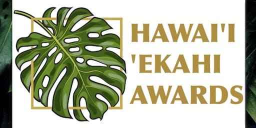 Hawaii 'Ekahi Awards Gala