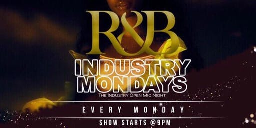 The R&B Industry Open Mic