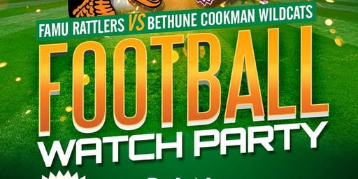 FAMU vs Bethune Cookman Florida Classic Watch Party