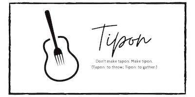 Tipon: A benefit merienda, dinner, concert and rummage