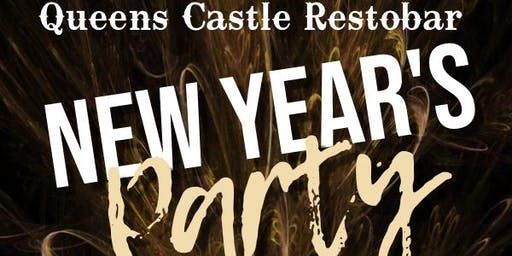Queens Castle Throwback New Years Party (80's, 90's, 00's)