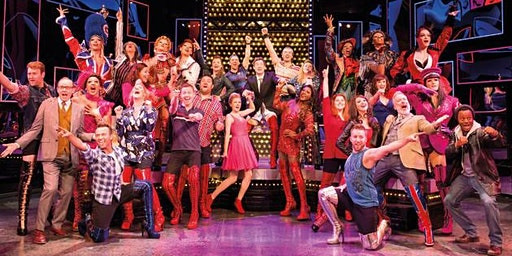 Kinky Boots the Musical - Recorded Live