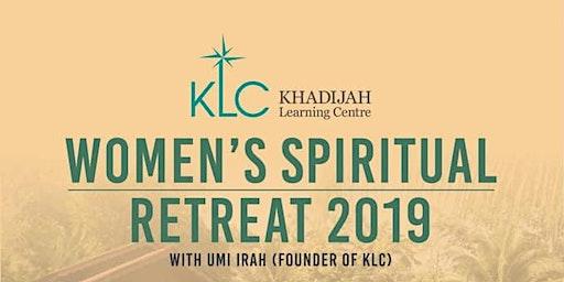 Women Only Spiritual Retreat