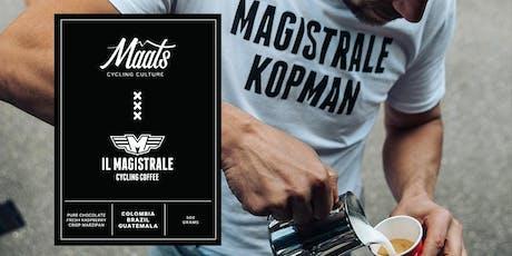 Maats x Il Magistrale Coffee Ride tickets