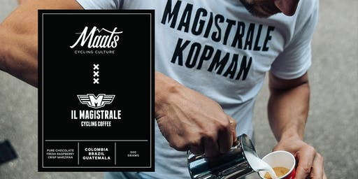 Maats x Il Magistrale Coffee Ride