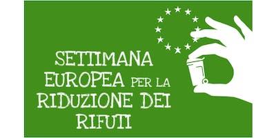 Settimana Europea per la Riduzione dei Rifiuti 2019