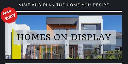 Homes on Display