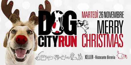 Merry Christmas - DogCityRun biglietti