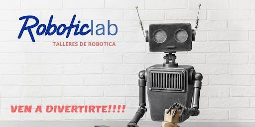 TALLER DE ROBOTICA LEGO PARA NIÑOS
