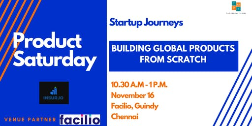 #5 Product Saturday Building Global Products