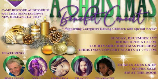 Char'lees Cure Foundations Christmas Benefit Concert