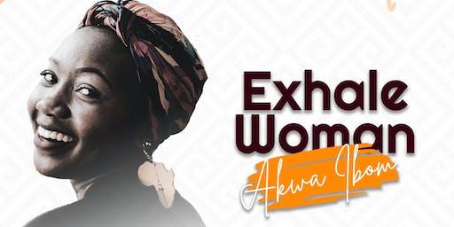 Exhale Woman Akwaibom