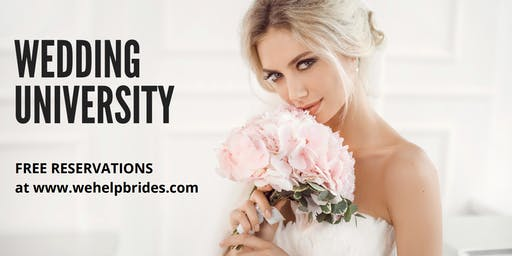Wedding University Bridal Showcase