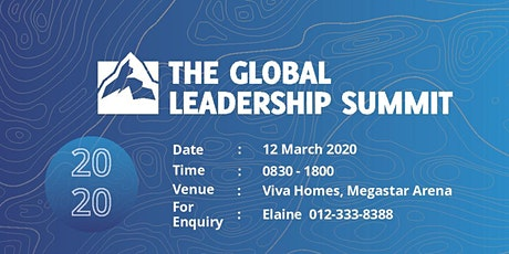 Global Leadership Summit 2020 - Marketplace Special Edition tickets