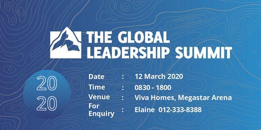 Global Leadership Summit 2020 - Marketplace Special Edition