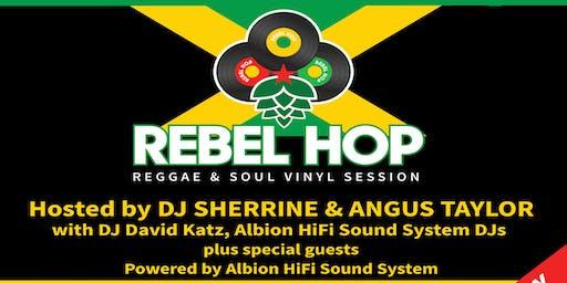 Rebel Hop Reggae & Soul Vinyl Session - December Hop (FREE EVENT)