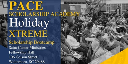 Pace Scholarship Academy's EXTREME Scholarship Bootcamp (Walterboro, SC)
