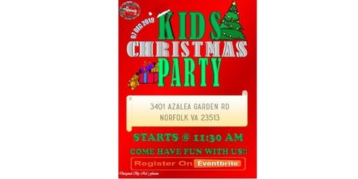 WIU Kids Christmas Party