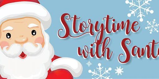 Story Time and Cookies with Santa