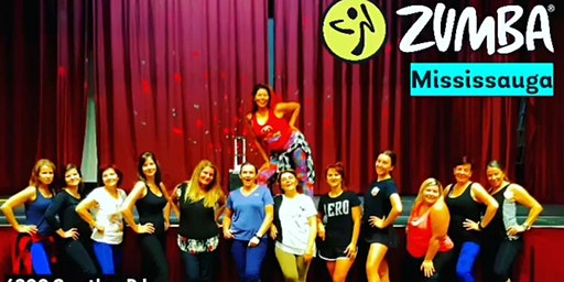 Winter Zumba with Giselle in Mississauga