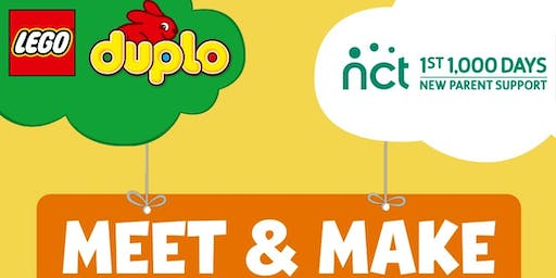 NCT Lego Duplo Meet and Make Event