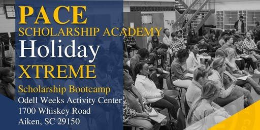 Pace Scholarship Academy's EXTREME Scholarship Bootcamp (Aiken, SC)