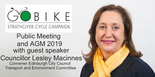 GoBike Public Meeting and AGM 2019