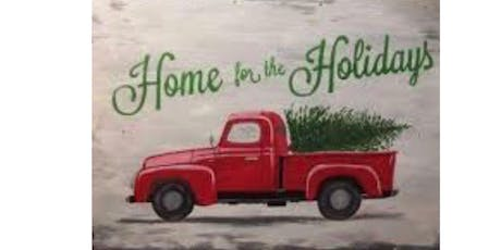 Red Holiday Truck Presented by The Artists' Garden tickets