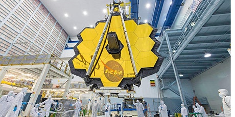 A star's life and death as seen by the James Webb Space Telescope tickets