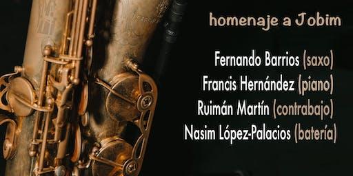 Fernando Barrios Quartet